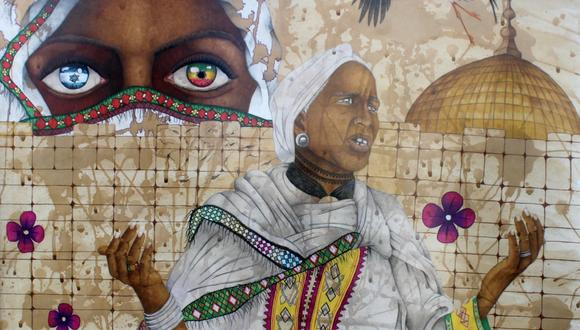 """תערוכה: """"דרך העיניים שלי - החיים ע""""פ אלעזר"""""""
