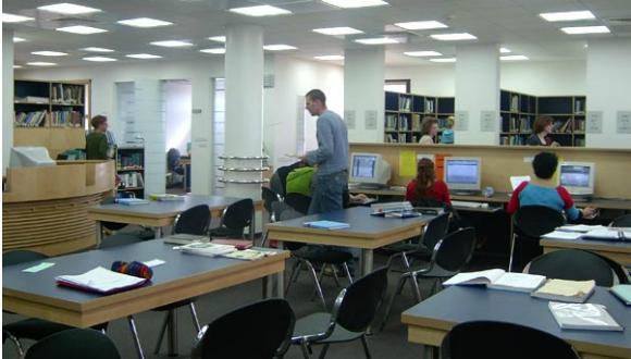 הספרייה לעבודה סוציאלית