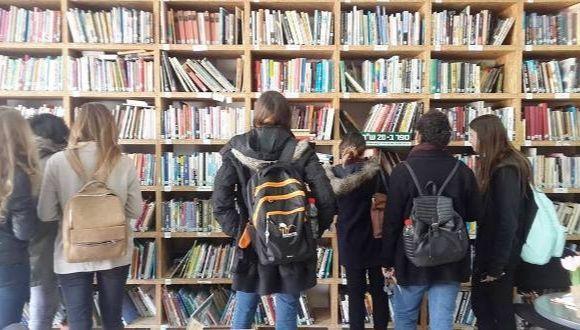 """""""סיפור חוזר"""" חוזר לספרייה!"""
