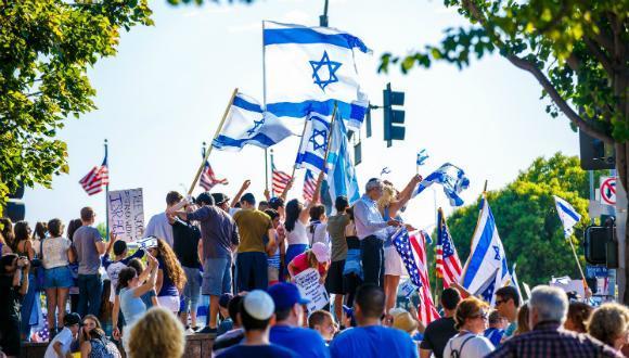 """הרצאה: """"הסברה ישראלית והקרב על התודעה של ישראל בעולם"""""""