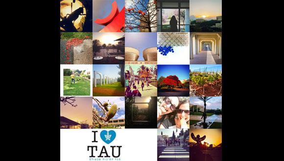 תערוכת צילומי האינסטגרם של אוניברסיטת תל-אביב