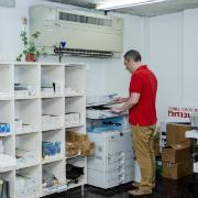 מרכז שירות- צילום והדפסה